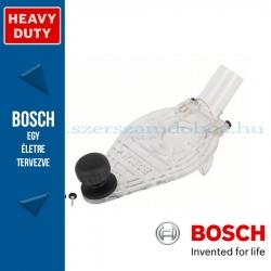 Bosch Alaplemez fogantyúval és elszívócsonkkal