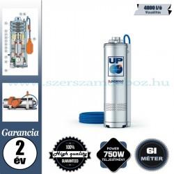 Pedrollo UPm2/4 Elektromos Merülőszivattyú úszókapcsoló nélkül