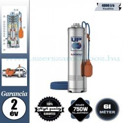 Pedrollo UPm2/4-GE Elektromos Merülőszivattyú úszókapcsolóval
