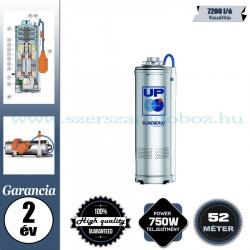 Pedrollo UPm4/4 Elektromos Merülőszivattyú úszókapcsoló nélkül
