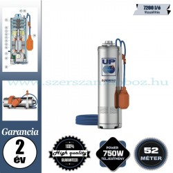 Pedrollo UPm4/4-GE Elektromos Merülőszivattyú úszókapcsolóval