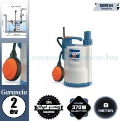 Pedrollo TOP 2 Elektromos Vízmentesítő Merülőszivattyú tiszta vízhez