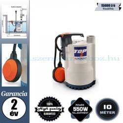 Pedrollo TOP 3 Elektromos Vízmentesítő Merülőszivattyú tiszta vízhez