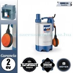 Pedrollo TOP 3-VORTEX Elektromos Szivattyú szennyezett vízhez