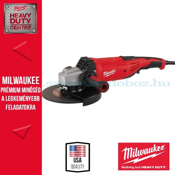 Milwaukee AGV 22-230 E Sarokcsiszoló