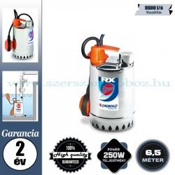 Pedrollo RXm1 Elektromos szivattyú tiszta vízhez