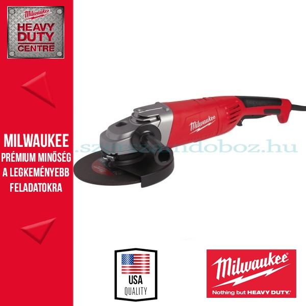 Milwaukee AG 24-230 E/DMS Sarokcsiszoló