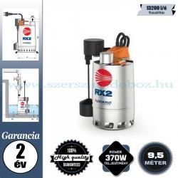 Pedrollo RXm2-GM Elektromos Szivattyú tiszta vízhez mágneses úszókapcsolóval