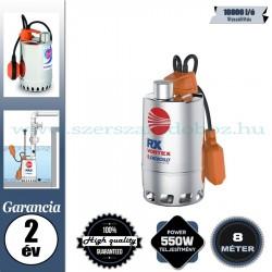 Pedrollo Rxm 3/20 Elektromos Szivattyú szennyezett vízhez