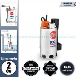 Pedrollo Rxm 2/20-GM Elektromos Szivattyú szennyezett vízhez mágneses úszókapcsolóval