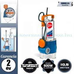 Pedrollo ZXm1A/40 Elektromos Szivattyú erősen szennyezett vízhez