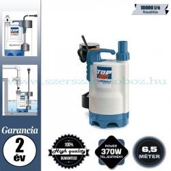 Pedrollo TOP 2-VORTEX/GM Elektromos Szivattyú szennyezett vízhez