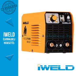 IWELD GORILLA POCKET POWER 170 Hegesztő inverter