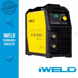 IWELD HD 140 DIGITAL Hegesztő inverter