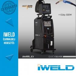 IWELD MIG 500 IGBT DIGITAL DOUBLE PULSE Hegesztő inverter