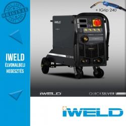 IWELD MIG 250 IGBTS Egyfázisú hegesztő inverter