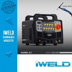IWELD TIG 315 AC/DC DIGITAL Hegesztő inverter