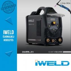 IWELD TIG 160 DIGITAL PULSE Hegesztő inverter