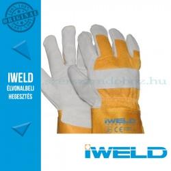 IWELD Mechanikai védőkesztyű (sárga)