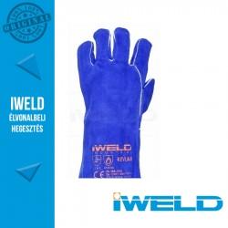 IWELD Hegesztő védőkesztyű (kék)