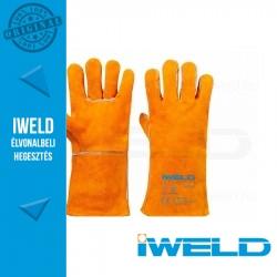 IWELD Hegesztő védőkesztyű (sárga)