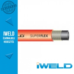 IWELD SUPERFLEX AC Gáztömlő 9,0mm 50m
