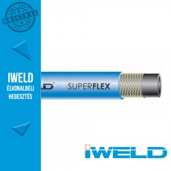 IWELD SUPERFLEX OX Gáztömlő 6,3mm 50m