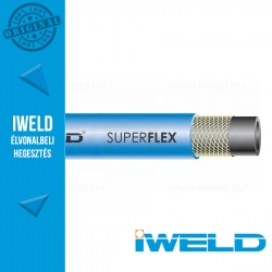 IWELD SUPERFLEX OX Gáztömlő 9,0mm 50m