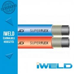 IWELD SUPERFLEX Iker Gáztömlő 4x4mm 50m