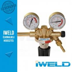 IWELD DYNAREG Hidrogén nyomáscsökkentő 230/10 bar