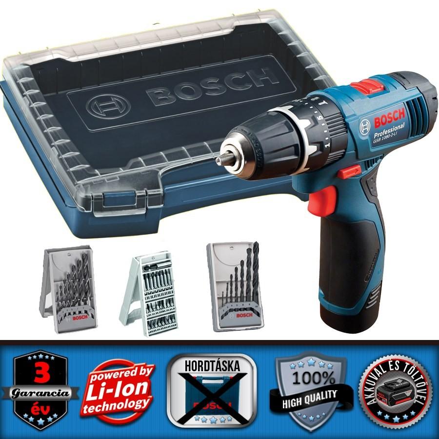 Bosch gsr 10 8 2 li akkus f r rg p - Gsr 10 8 2 li professional ...