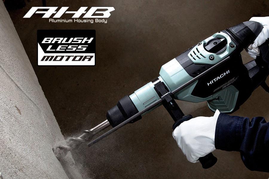 Hitachi DH40MEY Fúró-vésőkalapács