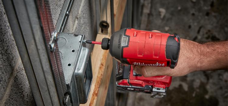 Milwaukee M18 FQID-502X Csendes üzemelésű akkus ütve-csavarbehajtó