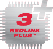 Milwaukee Redlink logo