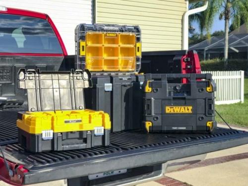 DeWalt TSTAK vásárlási útmutató: készen állsz a teljes TSTAK tárolórendszer használatára?