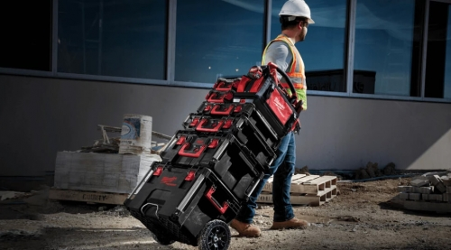 Bemutatjuk a Milwaukee Packout moduláris tároló rendszert!